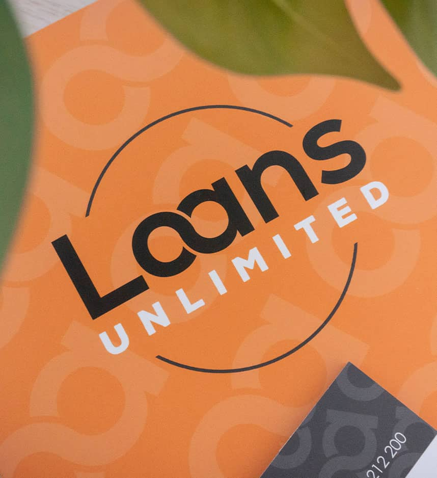 logo for loans unlimited