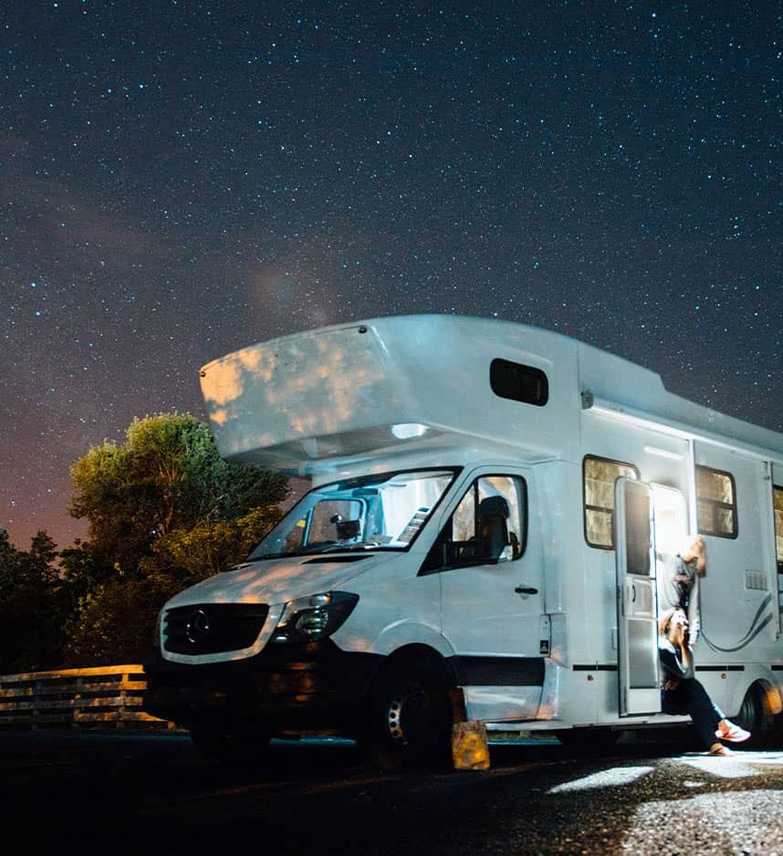 Service caravan loans
