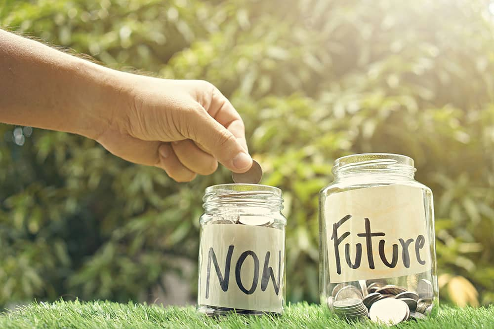 To Save or to Pay Off Your Debts: That Is the Question