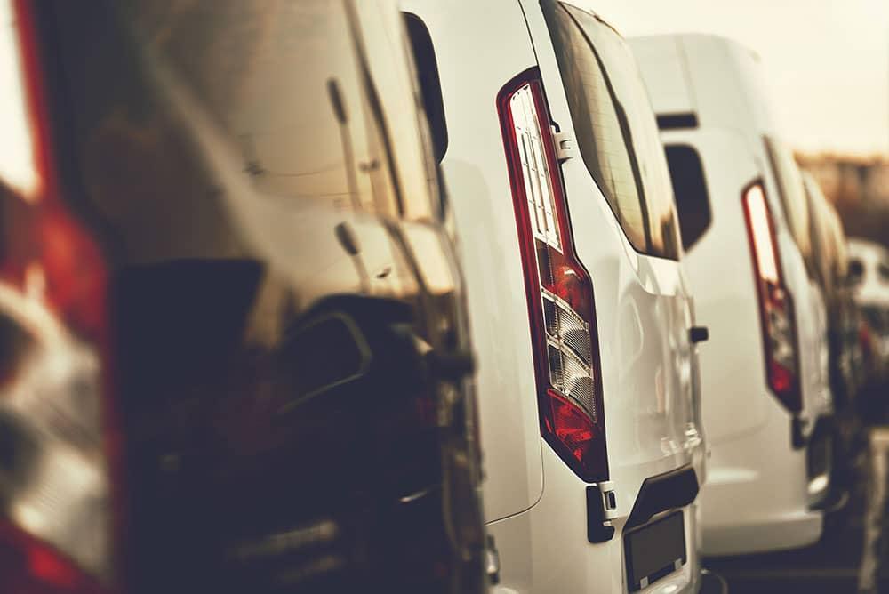 vans for businesses